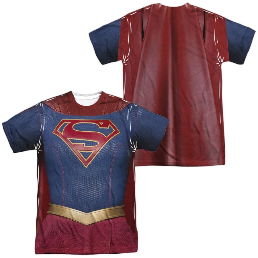 Supergirl Supergirl Uniform Men's All-Over Print T-Shirt