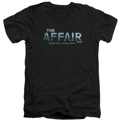 Affair Ocean Logo Men's V-Neck T-Shirt
