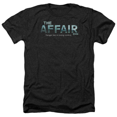 Affair Ocean Logo Men's Heather T-Shirt