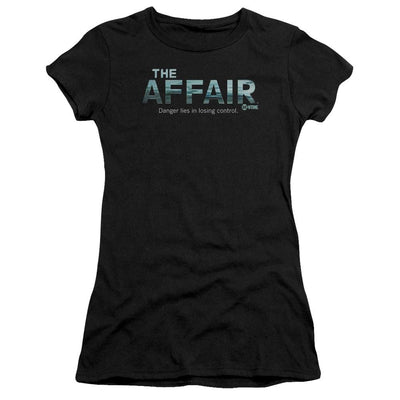 Affair Ocean Logo Juniors T-Shirt