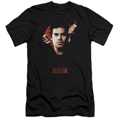 Dexter Body Bad Premium Adult Slim Fit T-Shirt