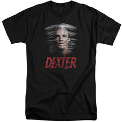 Dexter Plastic Wrap Adult Tall Fit T-Shirt