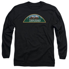 Twin Peaks Sheriff Department Adult Long Sleeve T-Shirt