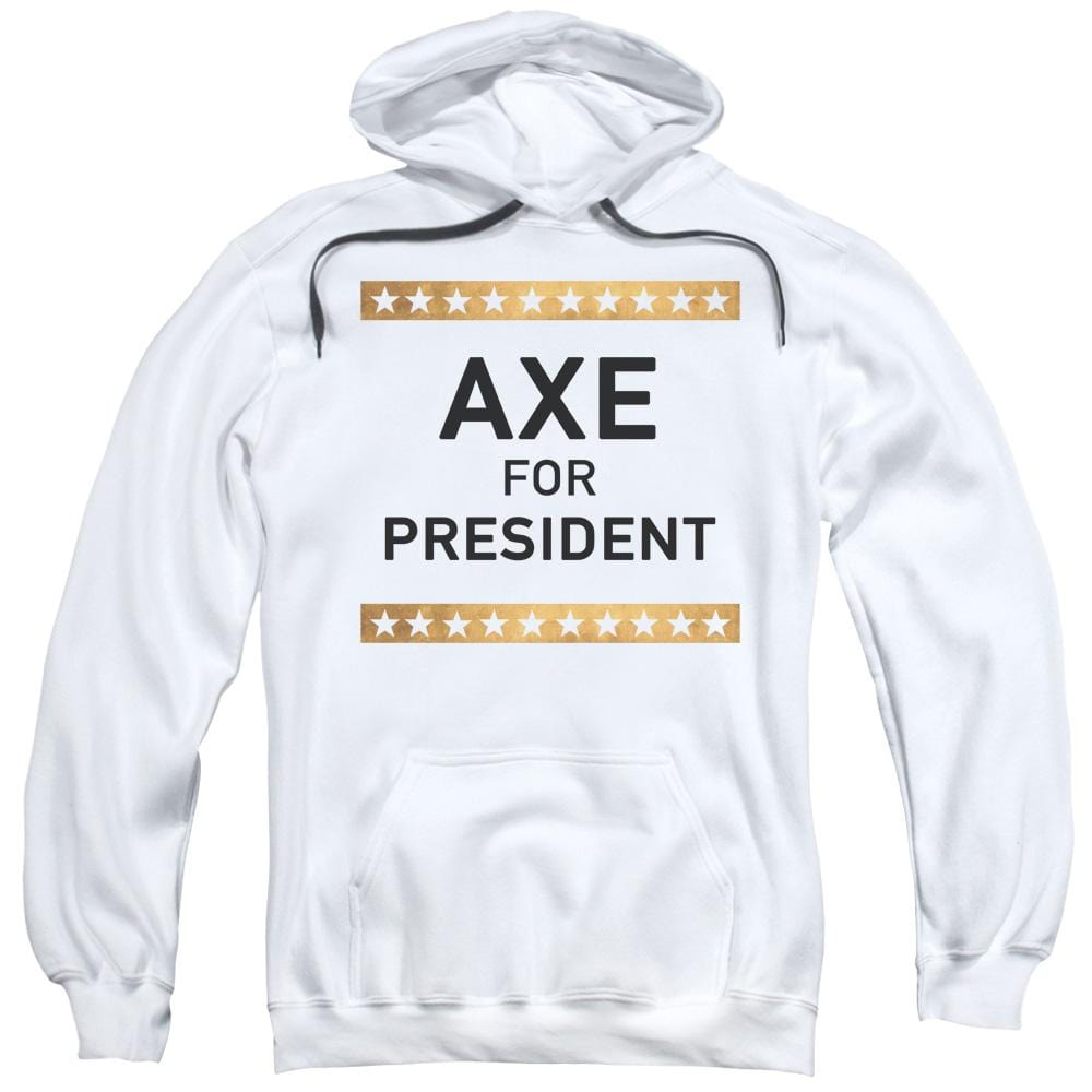 Billions Axe For President Adult Pull-Over Hoodie