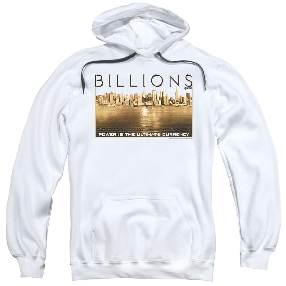 Billions Golden City Adult Pull-Over Hoodie