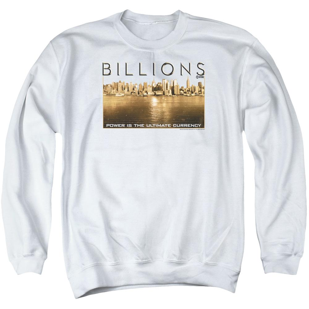 Billions Golden City Adult Crewneck Sweatshirt