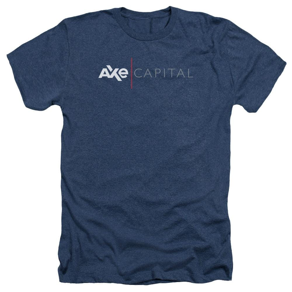 Billions Corporate Adult Regular Fit Heather T-Shirt