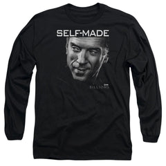 Billions Self Made Adult Long Sleeve T-Shirt