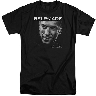 Billions Self Made Men's Tall Fit T-Shirt