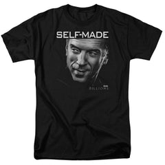 Billions Self Made Adult Regular Fit T-Shirt