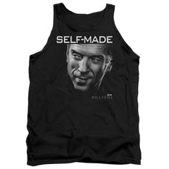 Billions Self Made Adult Tank Top