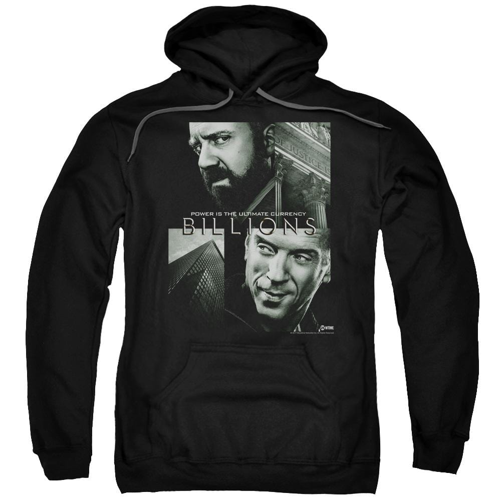 Billions Currency Poster Adult Pull-Over Hoodie