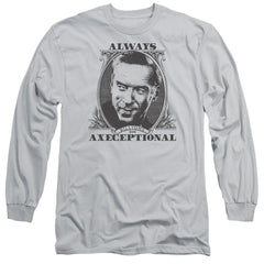 Billions Axeceptional Adult Long Sleeve T-Shirt