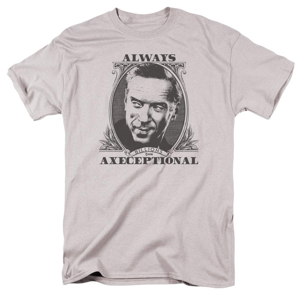 Billions Axeceptional Adult Regular Fit T-Shirt