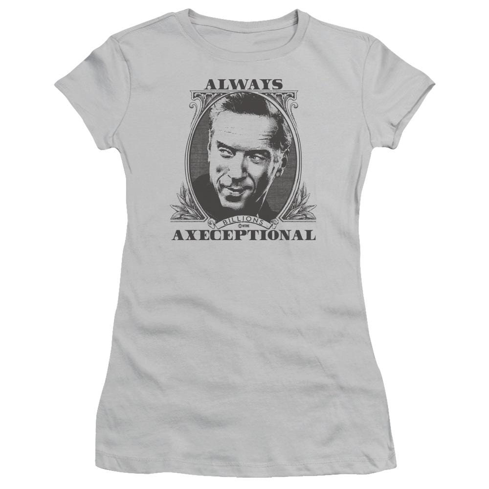 Billions Axeceptional Junior T-Shirt