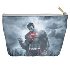 Superman - Light Of The Sun Tapered Bottom Pouch