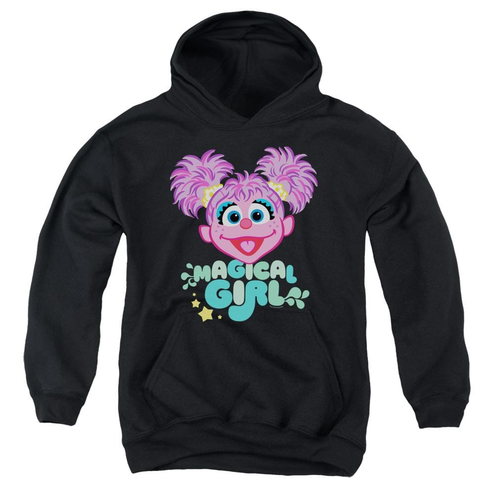 Sesame Street - Scribble Head Youth Hoodie