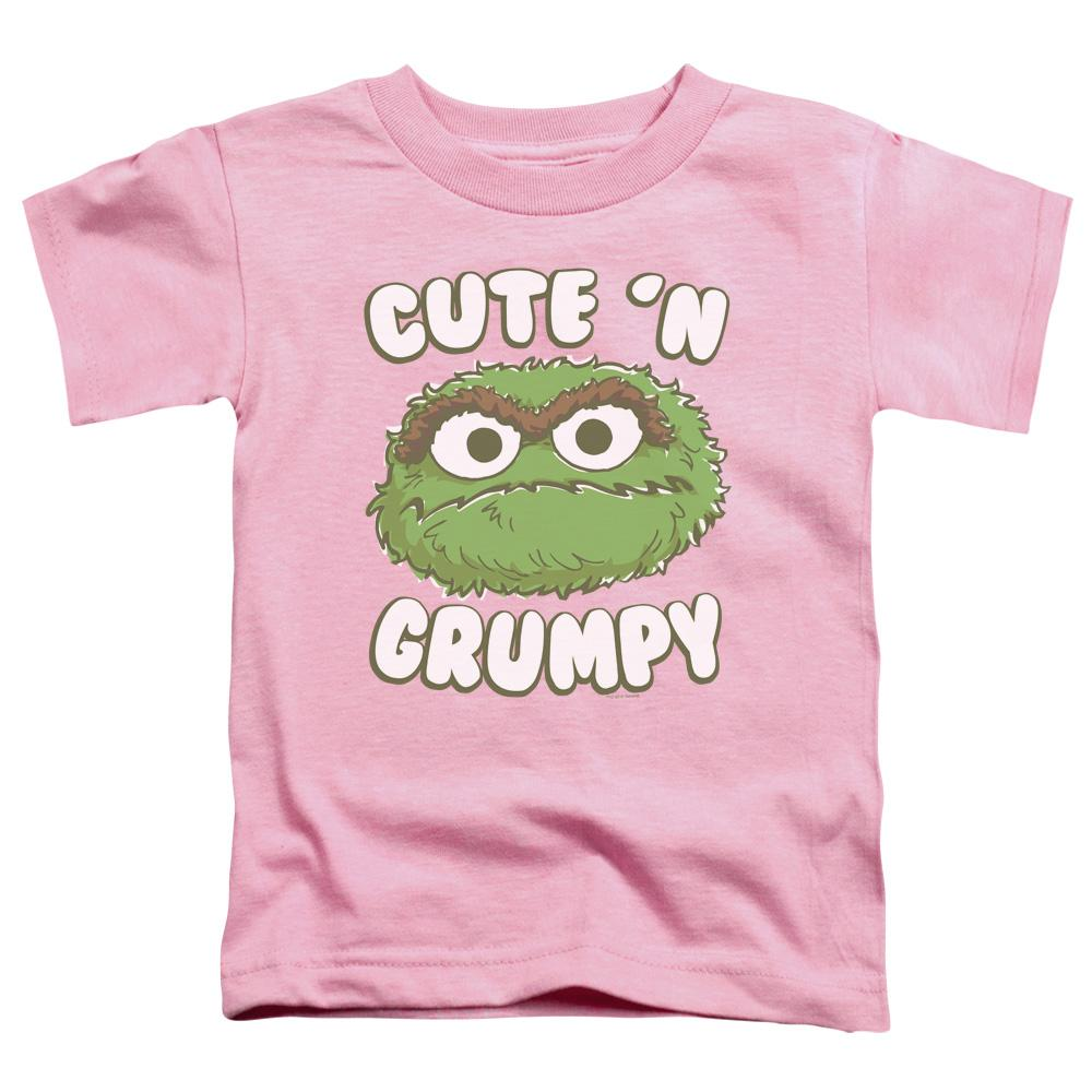 Sesame Street - Cute N Grumpy Toddler T-Shirt