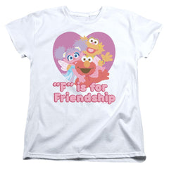 Sesame Street - Friendship Women's T-Shirt
