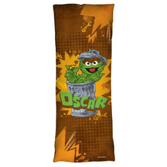 Sesame Street - Oscar Body Pillow