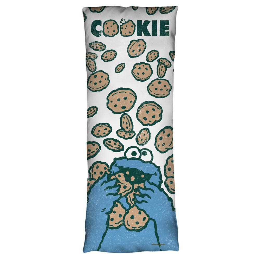 Sesame Street - Cookie Crumble Body Pillow