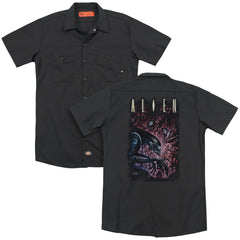Alien Collection Adult Work Shirt