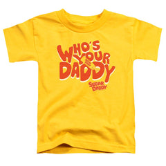 Tootsie Roll Who's Your Daddy Toddler T-Shirt
