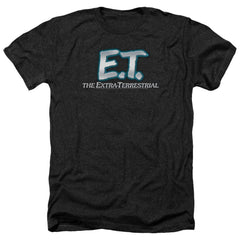 Et Logo Adult Regular Fit Heather T-Shirt