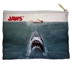 Jaws - Jaws Poster Straight Bottom Pouch