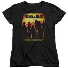 Dawn Of The Dead - Title Women's T-Shirt