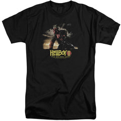 Hellboy Ii - Poster Art Adult Tall Fit T-Shirt
