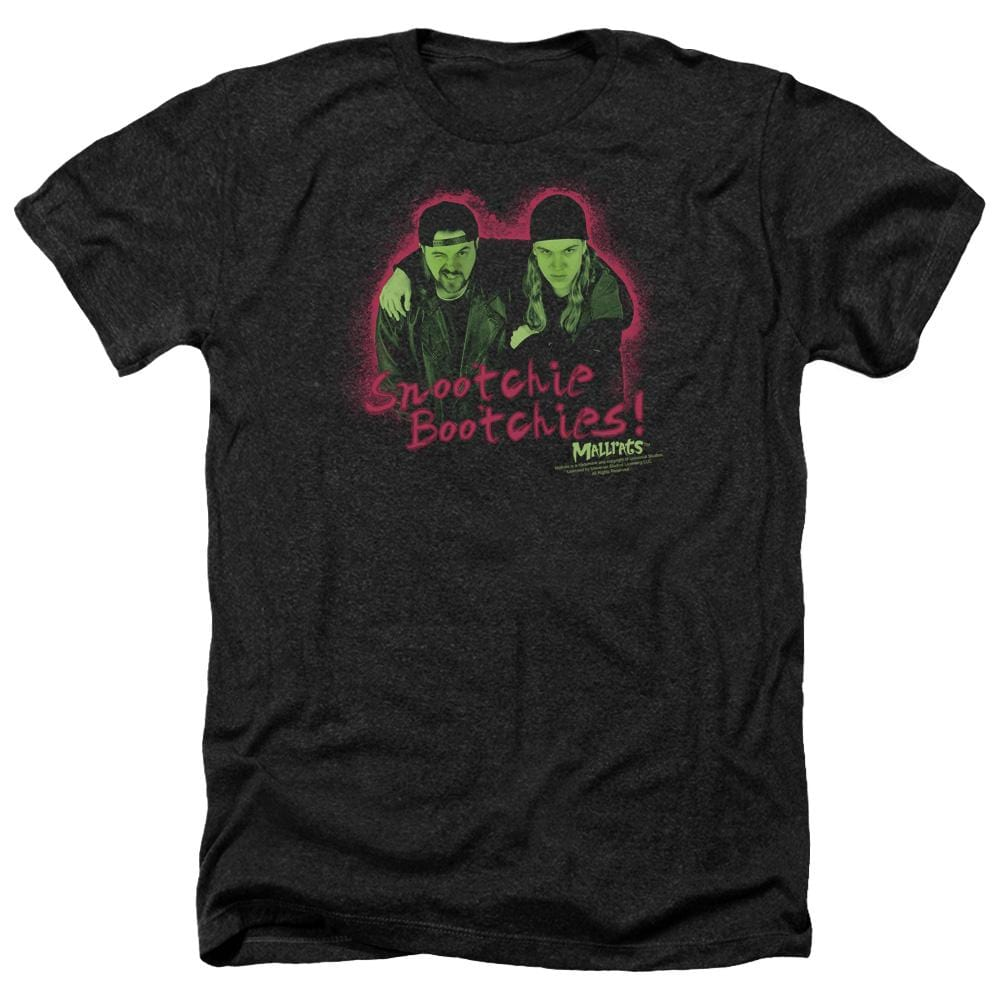 Mallrats Snootchie Bootchies Adult Regular Fit Heather T-Shirt
