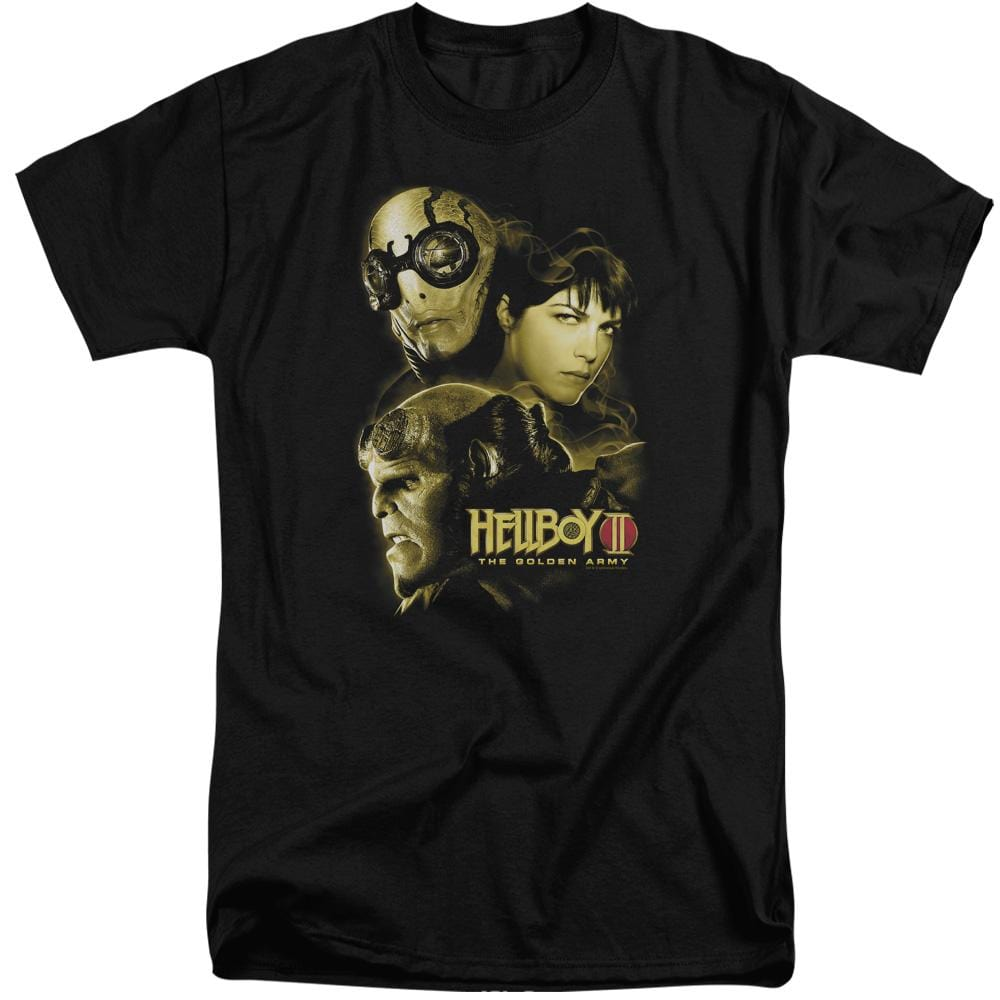 Hellboy Ii Ungodly Creatures Adult Tall Fit T-Shirt