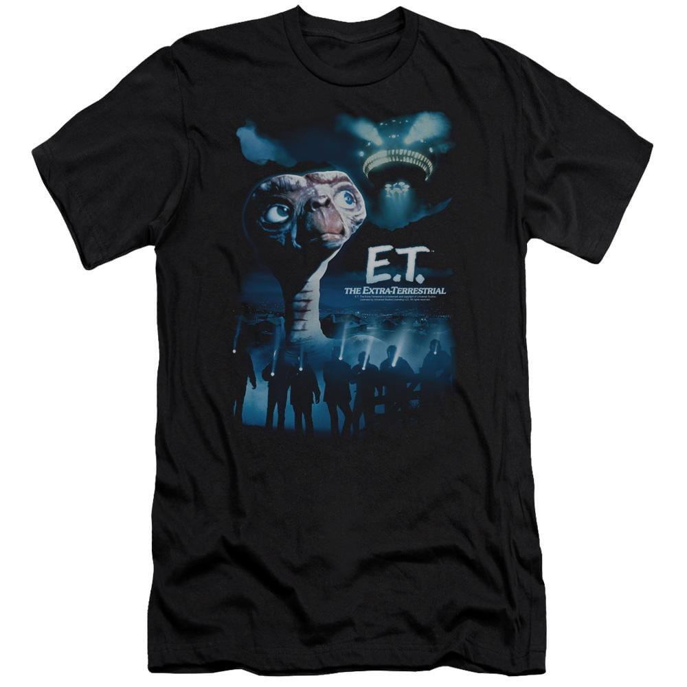 Et Going Home Premium Adult Slim Fit T-Shirt