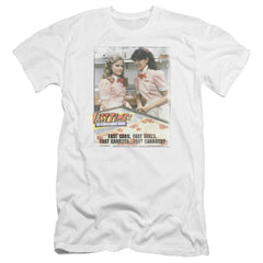 Fast Times Ridgemont High Fast Carrots Premium Adult Slim Fit T-Shirt