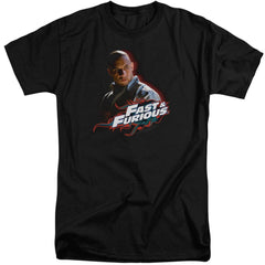 Fast And The Furious Toretto Adult Tall Fit T-Shirt