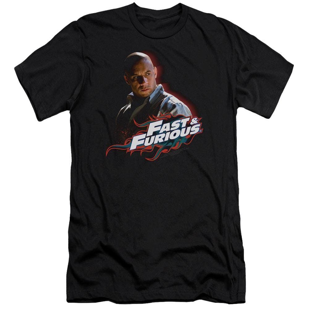 Fast And The Furious Toretto Premium Adult Slim Fit T-Shirt