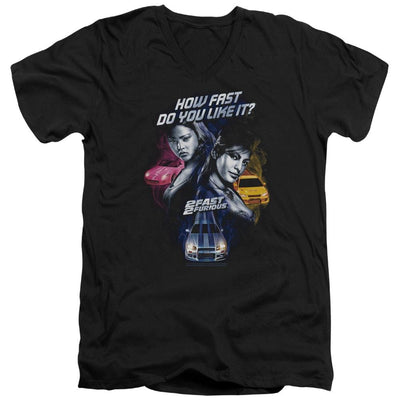 Fast and Furious Fast Women Men's V-Neck T-Shirt