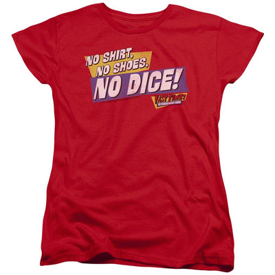 Fast Times at Ridgemont High No Dice Women's T-Shirt