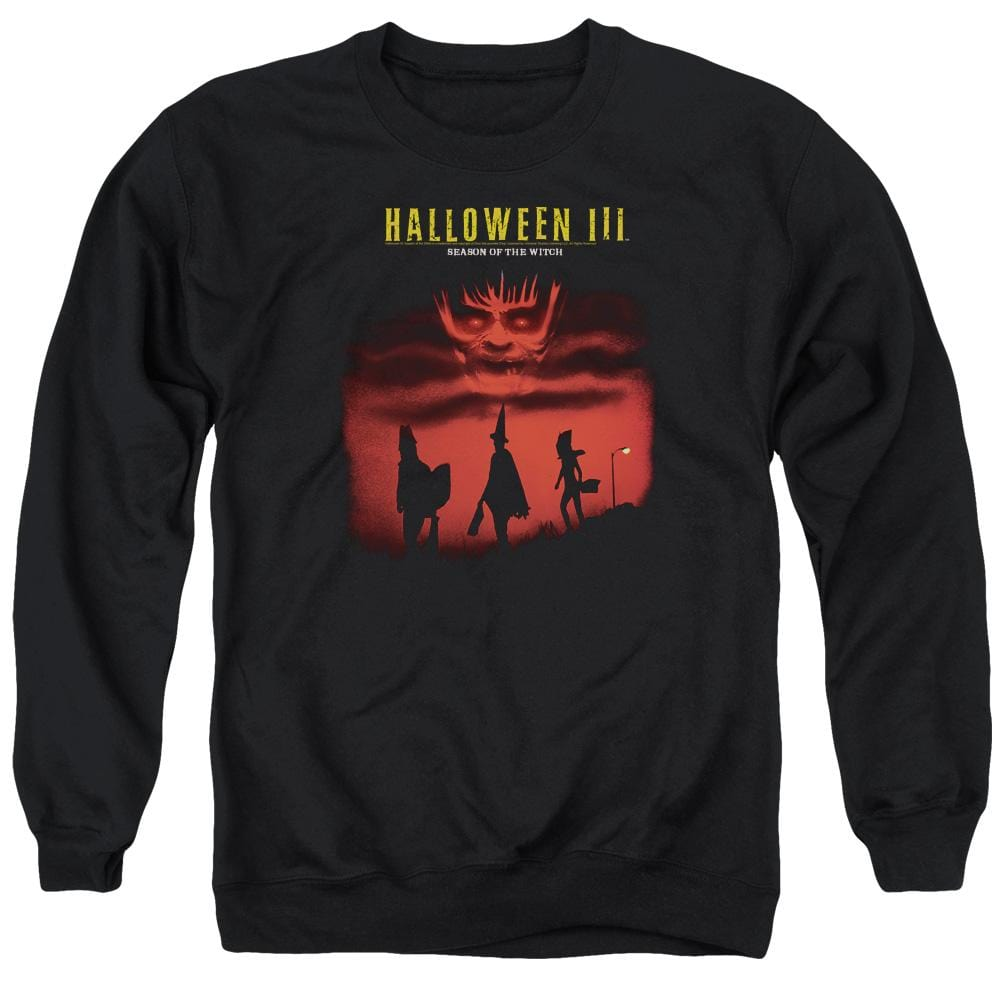 Halloween Iii - Season Of The Witch Adult Crewneck Sweatshirt