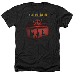 Halloween Iii Season Of The Witch Adult Regular Fit Heather T-Shirt