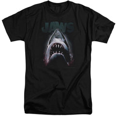 Jaws Terror In The Deep Adult Tall Fit T-Shirt