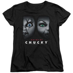 Bride Of Chucky - Happy Couple Women's T-Shirt