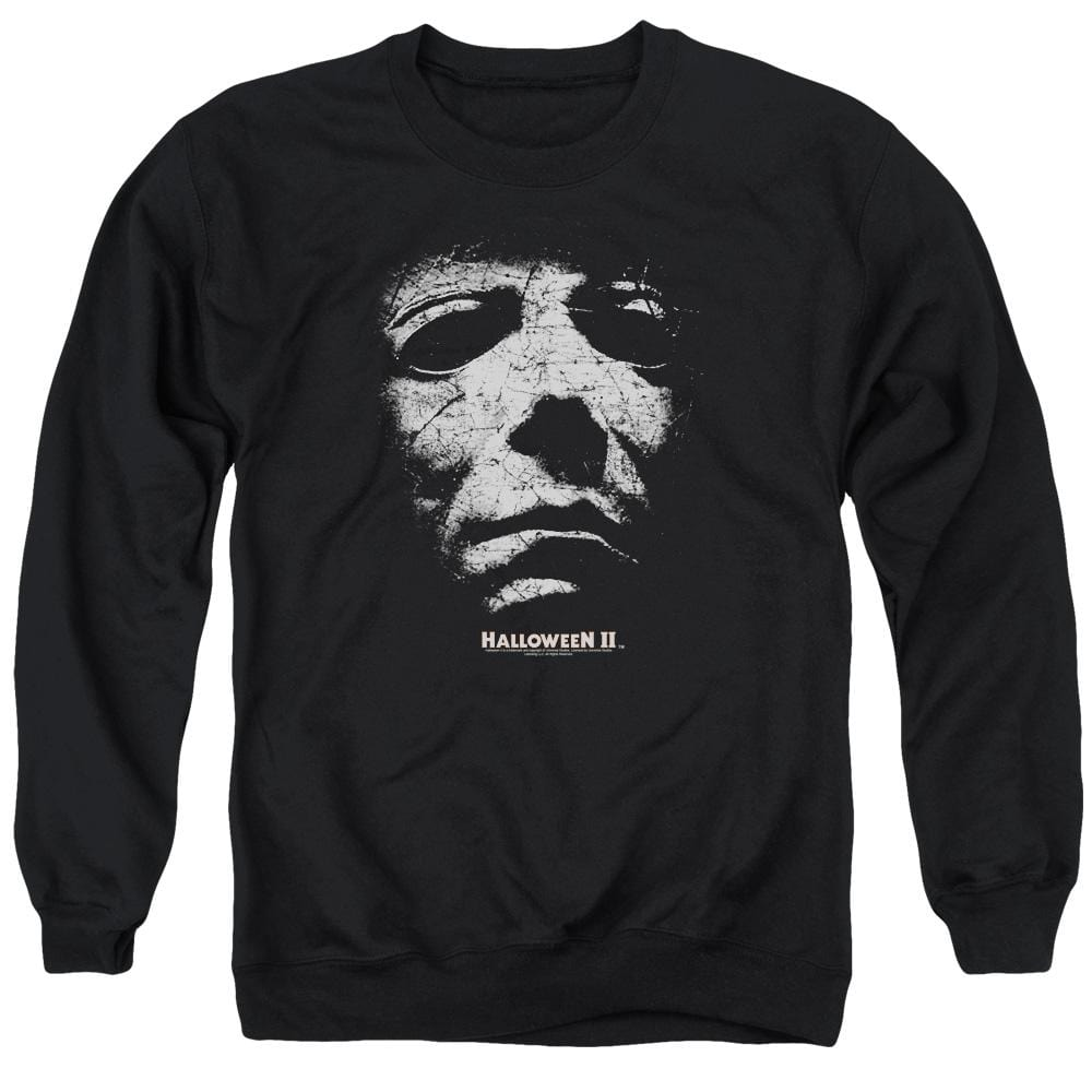 Halloween Ii - Mask Adult Crewneck Sweatshirt