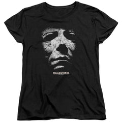 Halloween Ii - Mask Women's T-Shirt