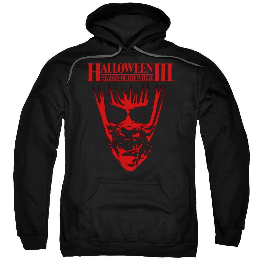 Halloween Iii - Title Adult Pull-Over Hoodie