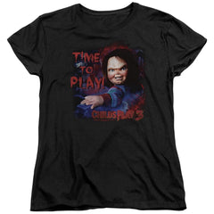 Childs Play 3 - Time To Play Women's T-Shirt