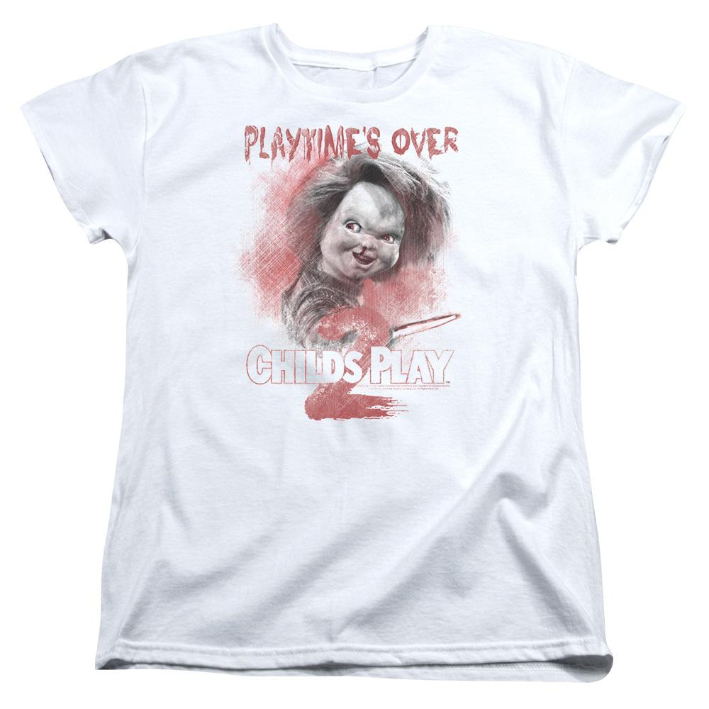 Childs Play 2 - Playtimes Over Women's T-Shirt