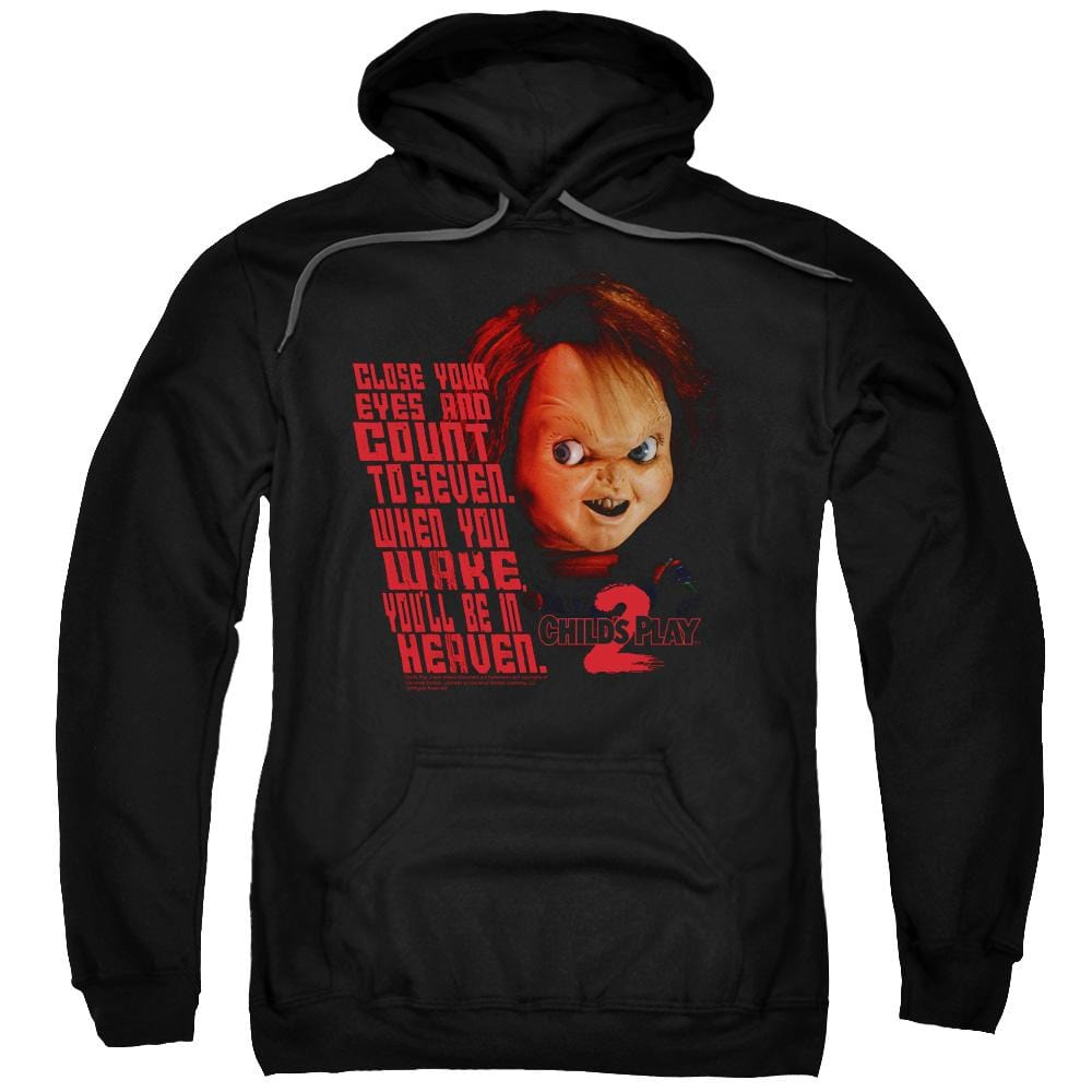 Childs Play 2 - In Heaven Adult Pull-Over Hoodie