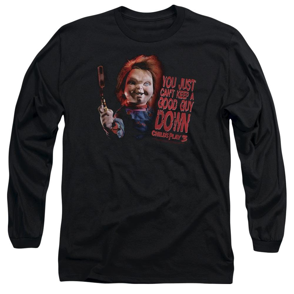 Childs Play 3 - Good Guy Adult Long Sleeve T-Shirt